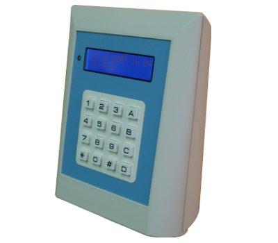 gammarcp mini rejestracja czasu pracy czytnik GW312